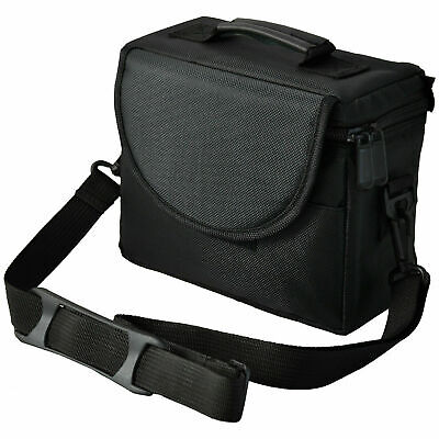 Black Camera Case Bag for CANON POWERSHOT SX430 SX410 SX420 IS SX530 SX540 SX510