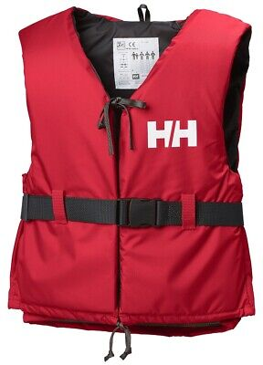 Helly Hansen Sport II Buoyancy Vest Aid Red NEW