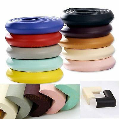 New Table 2m Edge Corne​r Cushion Guard Protector Softener Bumper Baby Safety