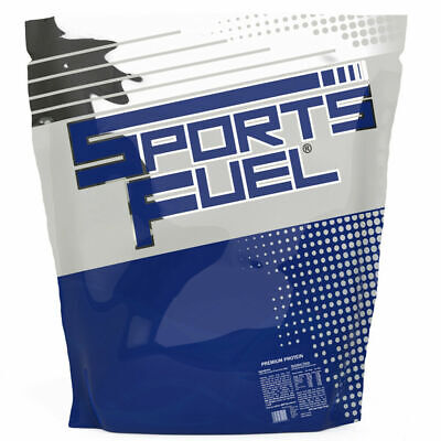 Sports Fuel Premium Whey Protein Powder & Casein Blend 1kg - 5kg Shake Drink