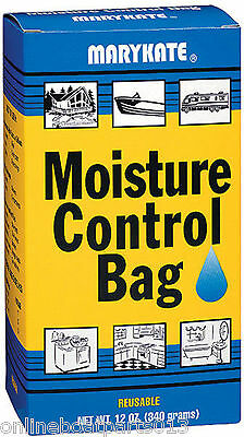Boat/rv Moisture Control Bag, Reusable, Great For Shrink Wrapped Pontoons Mk7112