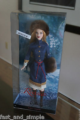 Barbie Pink Label Russia Dolls of the World