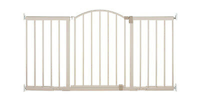 NEW! Summer Infant 6 Foot Metal Expansion Safety Gate Baby Pet TALL Walk Thru