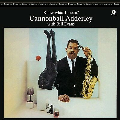 Adderley Cannonball - Know What I Mean?