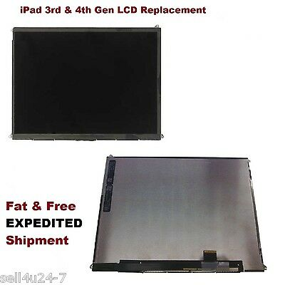 New LCD Screen Display Replacement Part for Apple iPad 3 iPad 4 3rd 4th Gen 3G