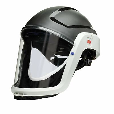 3M Face Shield & Safety Helmet with FR Face Seal