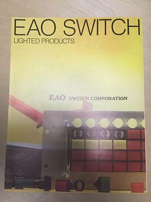 EAO Switch Corp Brochure ~ Lighted Products