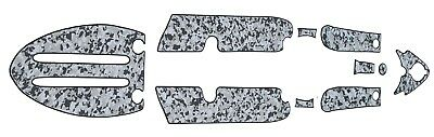 Wilderness Systems Ride 115 Comp Elite Series Kit by MARINEMAT (Snow Camo/Black)