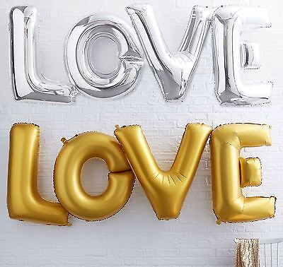 Giant Large Display Love Balloon Balloons Helium Wedding Anniversary Decoration