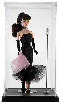 1 NEW 7x7x12 ExpoCase Barbie Doll Clear Display Cases