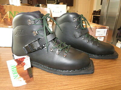 Andrew Shoes Zenith leather telemark boot size 46 NEW