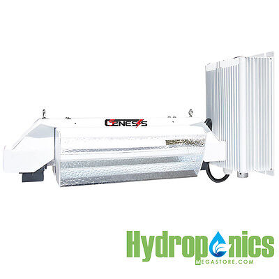 Genesis 30 Double Ended Ballast & Hood Combo - Hydroponics Grow Light