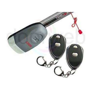 Automatic GARAGE DOOR OPENER Motor Electric Retractable Operator + Remotes F700N