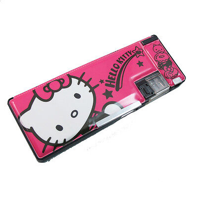 Japan New Sanrio Hello Kitty Magic Muti-Function Pencil Case 583791