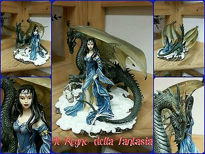 Dragonsite Fairysite Fairy Elfen Fees Fata Omen Con Drago By Nene Tina Thomas