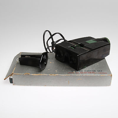 Realist STEREO Viewer Set Model ST 62-56 ~