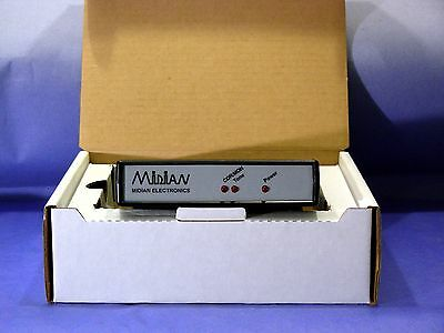 Midian Electronics TRE-3 Tone Remote Encoder - New- Lot of 4