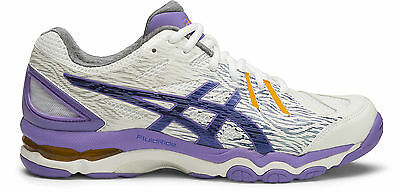 * NEW * Asics Gel Netburner Super 6 Womens Netball Shoe (B) (0143)