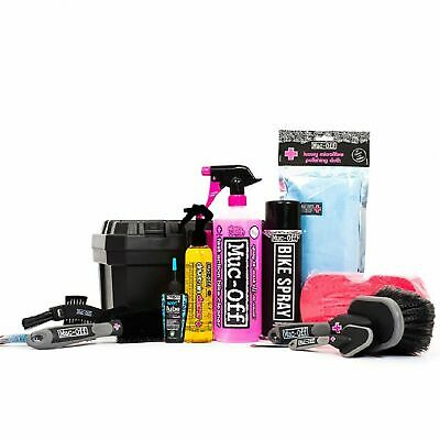 Muc-Off Ultimate Road/Mountain/MTB Bike/Cycle/Cycling Cleaning/Cleaner Kit