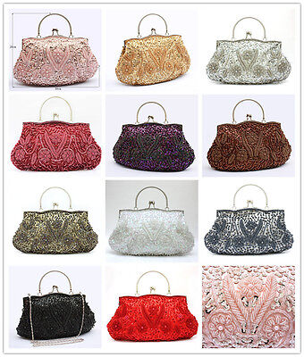 Women Evening Bag Clutch Bag Wedding Cocktail Party Handbags Makeup Bag Ball Bag