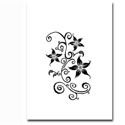 Airbrush Tattoo Schablone 534