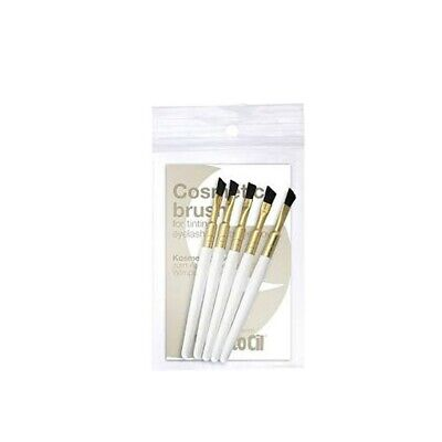 Salon System RefectoCil Cosmetic Slanted Brush (5) Eyebrow & Eyelash Tint