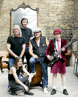 Acdc 8X10 Glossy Photo Picture Image #2