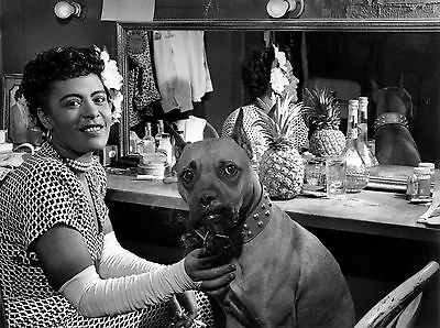 Billie Holiday 8X10 Glossy Photo Picture Image #5