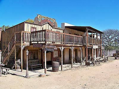 Old Western Ghost Town 8X10 Glossy Photo Picture Image #3