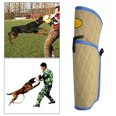 Intermediate Jute Dog Bite Arm Sleeve for Training Schutzhund Police K9 Dogs