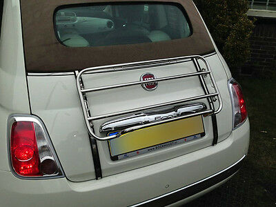 Fiat 500 Cabriolet 2007-onwards Luggage Boot Rack