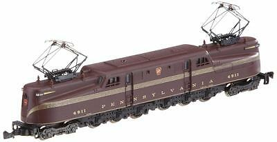 New Marklin 88492 Mini Club Z Gauge Pennsylvania Prr Class Gg-1 Tuscan Red