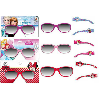 Girls Childrens Sunglasses Disney Princess Minnie Mouse Frozen UV PROTECTION