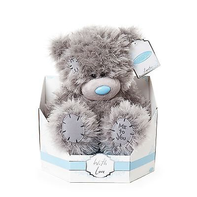 "Me to You 9"" Plain Traditional Style Plush Classic Gift Box - Tatty Teddy Bear"