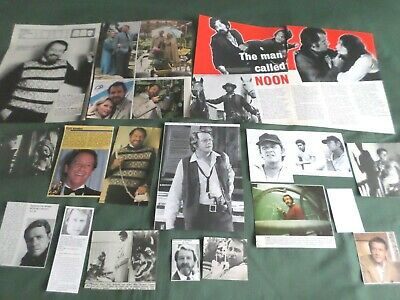Richard Crenna - Film Star - Clippings /cuttings Pack