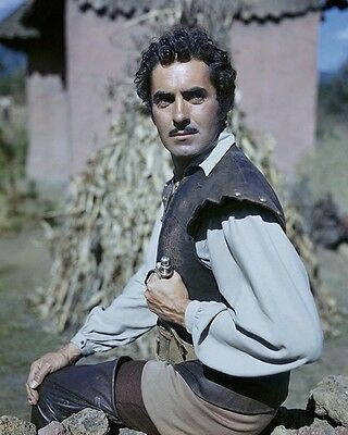 Tyrone Power - Captain from Castile  - 8 1/2 X 11