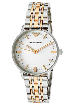 Emporio Armani® watch AR1603 Ladies CLASSIC  Mother of Pearl