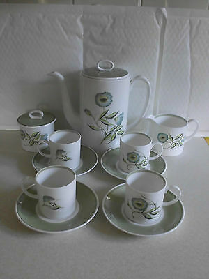 Susie Cooper Katina Coffee Set for 4