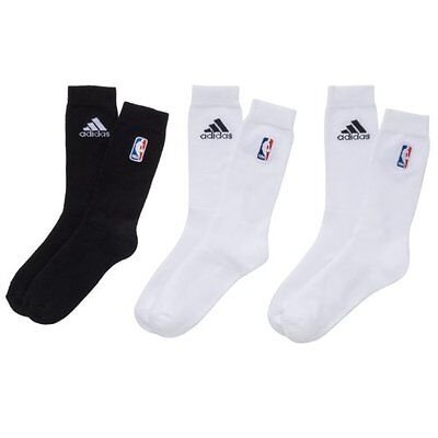 Adidas Chaussettes Nba 3 Paires Ref W64112