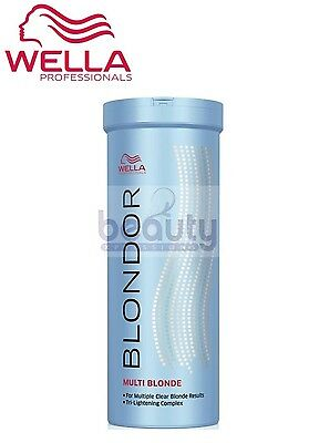 Wella Blondor Multi Blonde Dust-free Lightening Powder 400g