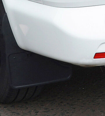 Rear Mud Flaps Guards - Set Of 2. For Vw Volkswagen T5 Transporter 2003+