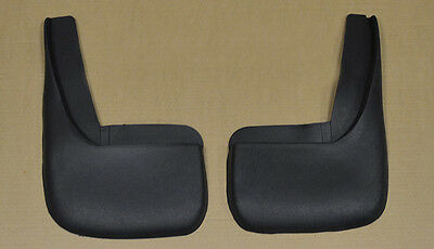 Front / Rear Mud Flaps Guards - Set Of 2. For Ford Transit 2000-14