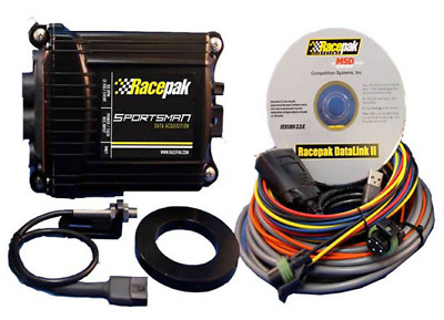 Racepak 610-KT-SPRTMN Sportsman Data Logger Full System 21 Channel