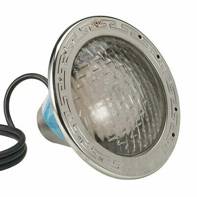 Pentair Amerlite 500W, 50' Stainless Steel Face Ring Pool Light 78458100