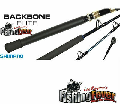 Shimano Backbone Elite Game Fishing Rod Roller Tip At FISHING FEVER (ALL MODELS)