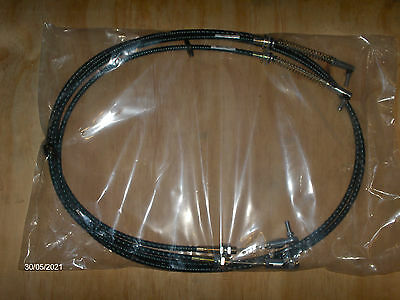 Jcb 3Cx 4Cx Side Shift Boom Lock Cable S/n 460001 To 927500 £45 + Vat