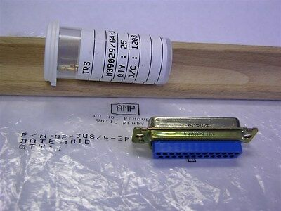 M24308//4-5F D-SUB MIL-SPEC CONNECTOR WITH CONTACTS AND INSERTION TOOL