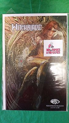 Witchblade #165 Wondercon Limited VARIANT Top Cow