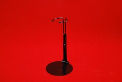 12- MINI  SIZE FIGURE STANDS 3.5 to 6 inch  - BLACK  #1075