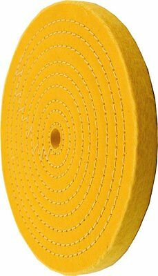 Enkay 158-YC  8-Inch Treated Buffing Wheel